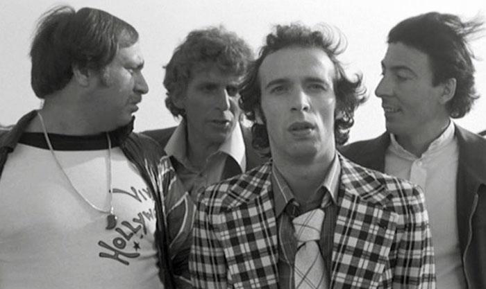 Carlo Monni, Maresco Fratini, Roberto Benigni, Mario Pachi